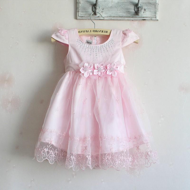 elegant baby dresses photo - 1