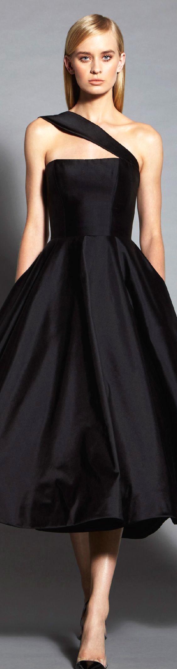 elegant black wedding dresses photo - 1