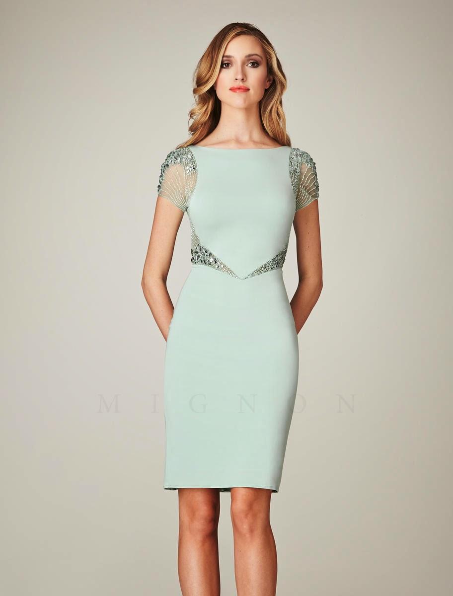 elegant dresses for wedding guest photo - 1