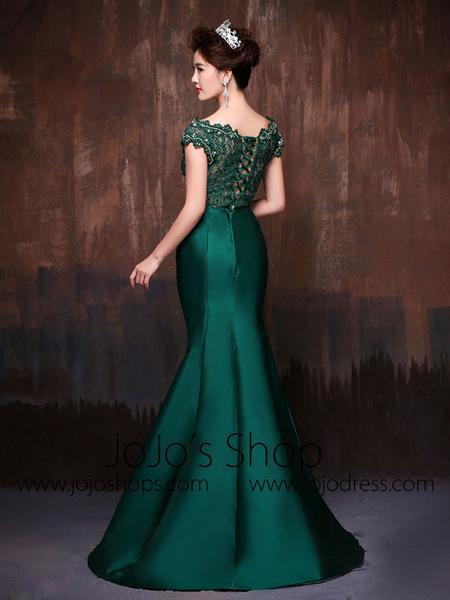 elegant lace wedding dresses photo - 1