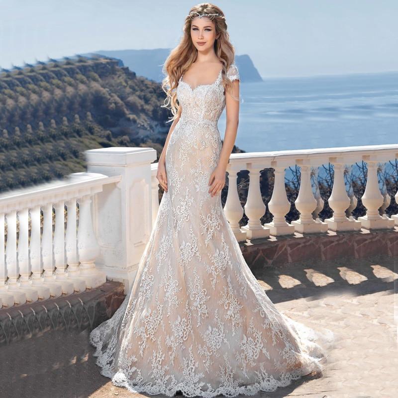 elegant sexy wedding dresses photo - 1