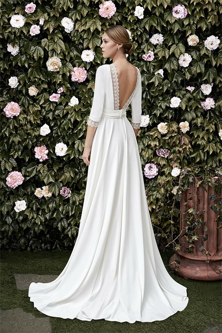 elegant spring dresses photo - 1