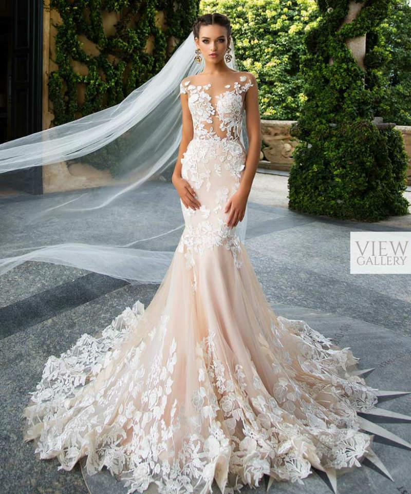 elegant wedding dresses 2017 photo - 1