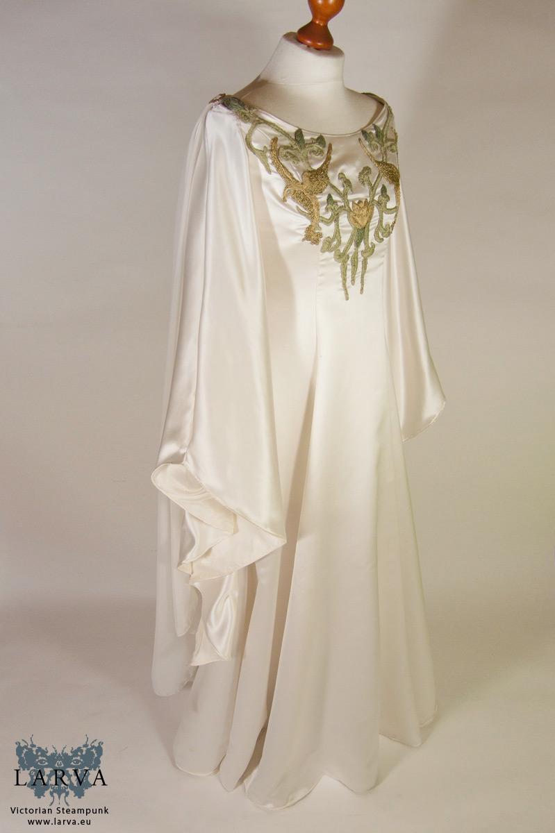 elven wedding dresses photo - 1