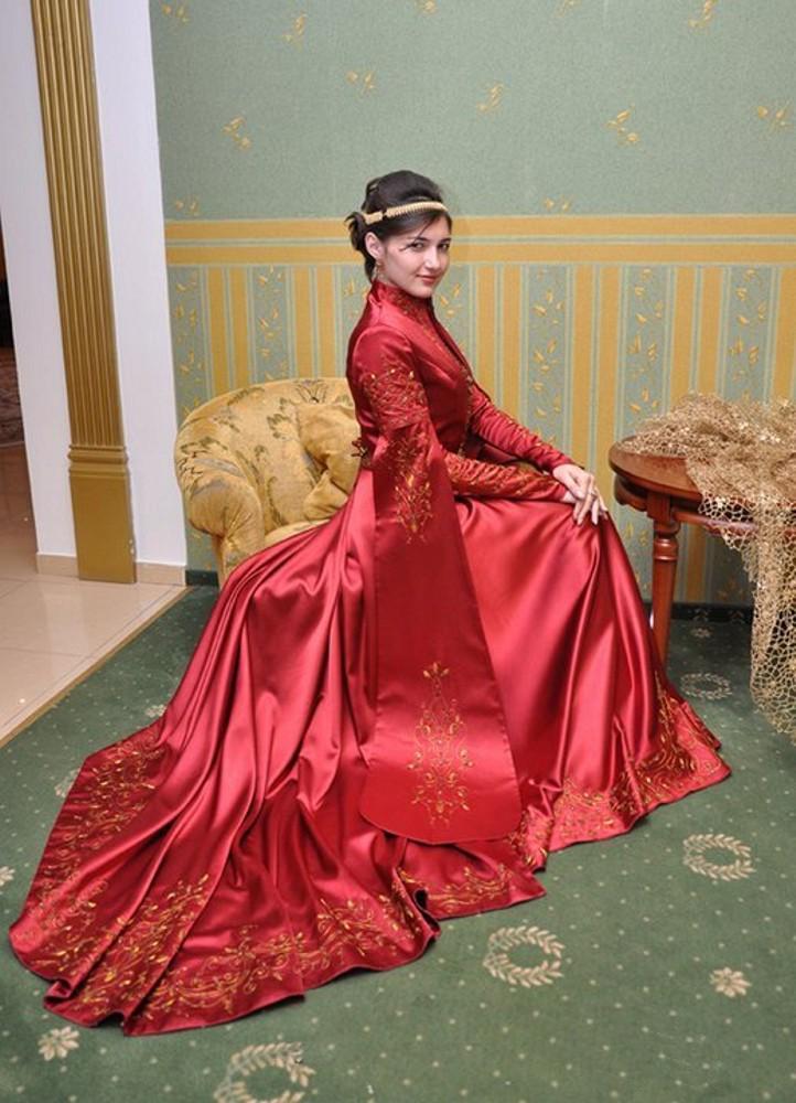 ethnic wedding dresses photo - 1
