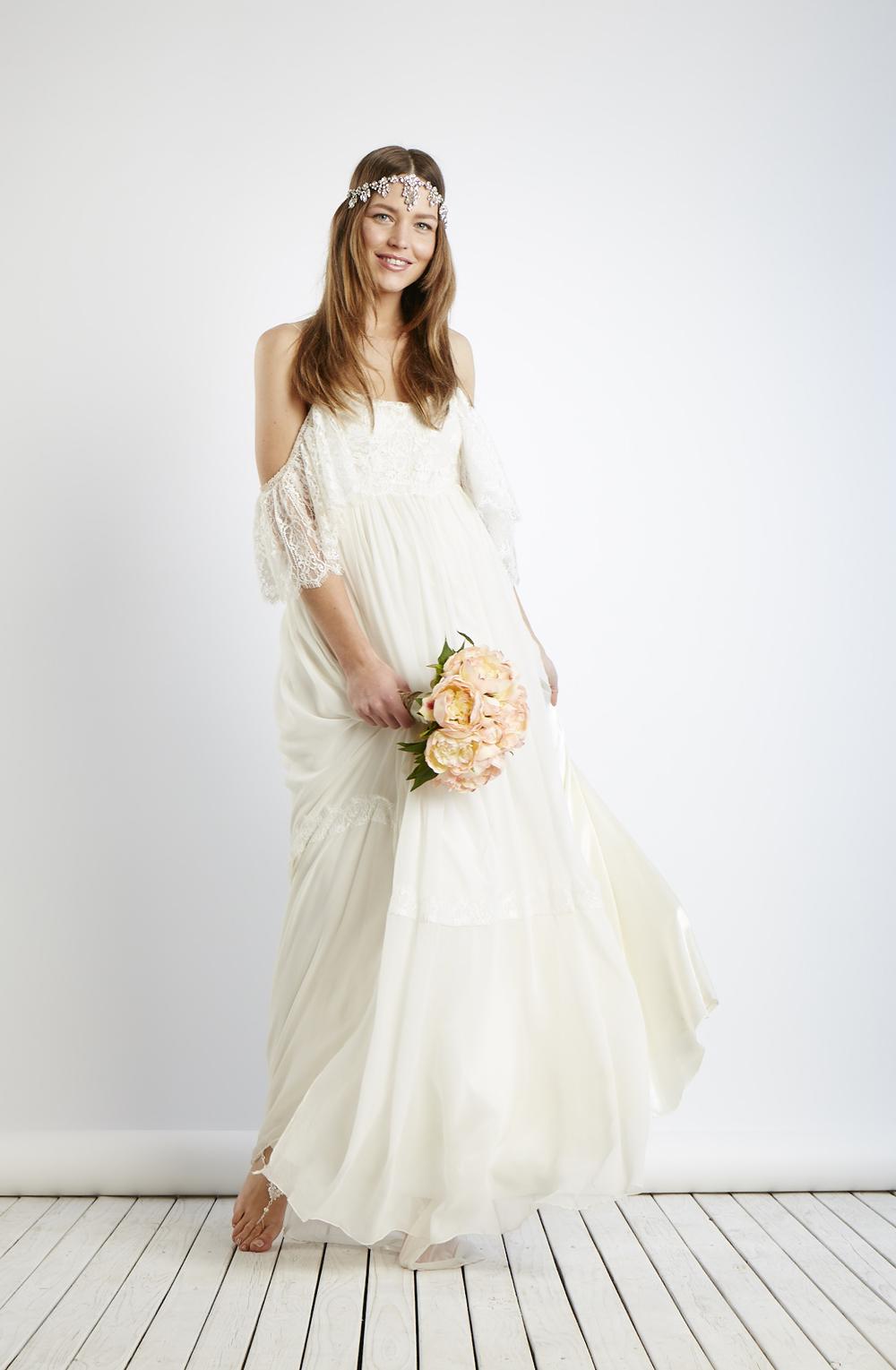 etsy vintage wedding dresses photo - 1