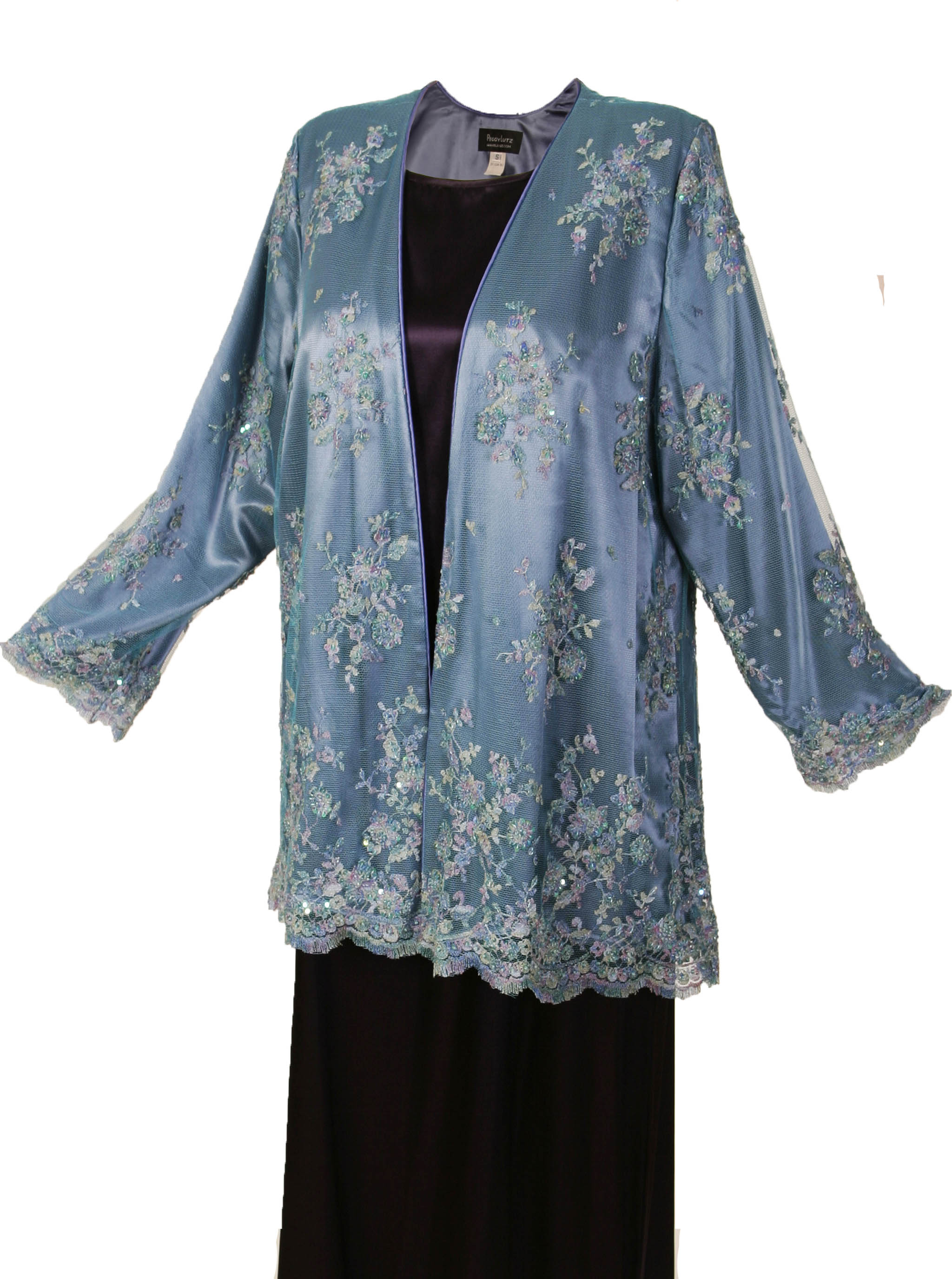 evening jackets for dresses photo - 1