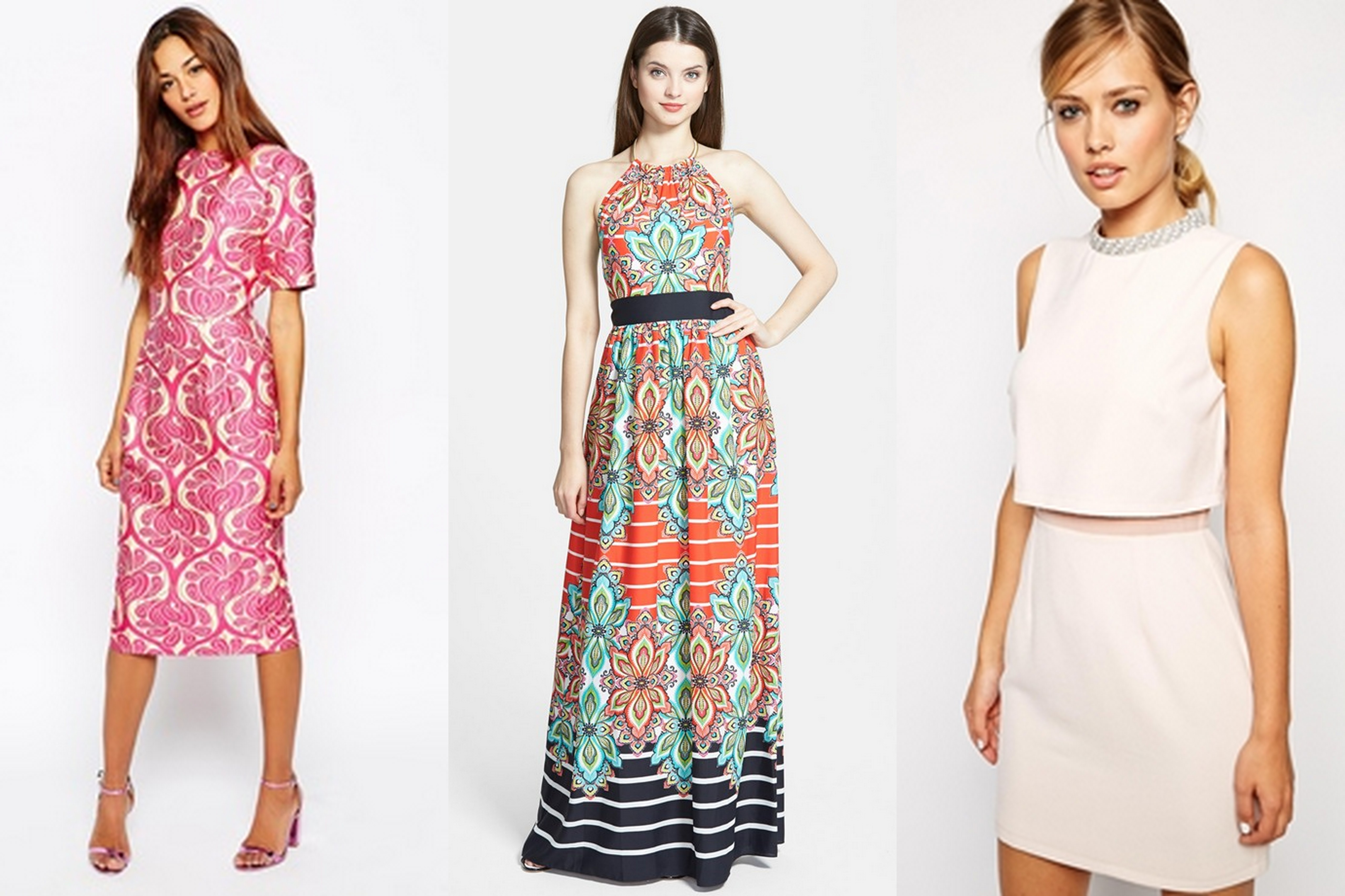 fall dresses to wear to a wedding photo - 1