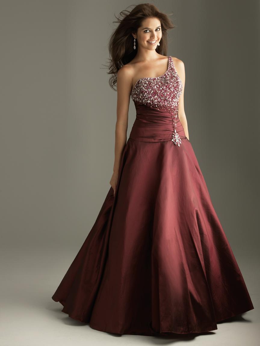 fancy evening dresses photo - 1