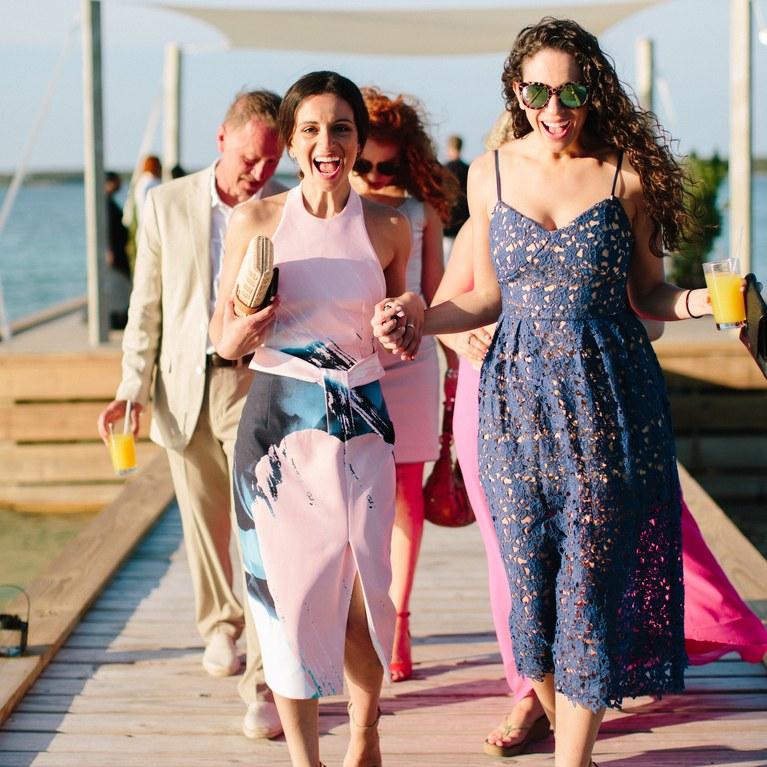 formal summer wedding guest dresses photo - 1