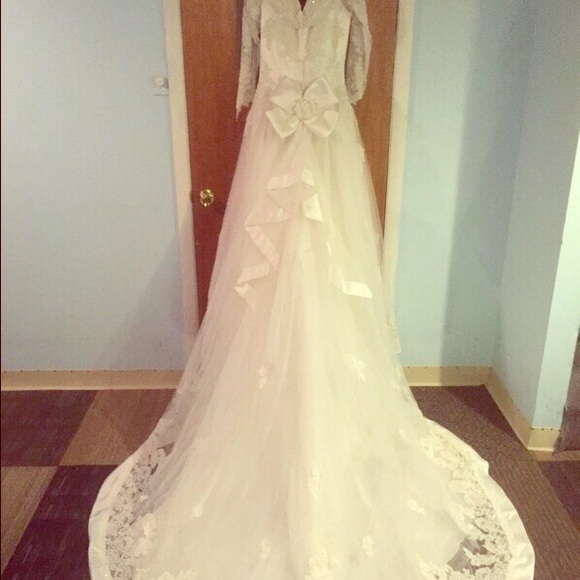gloria vanderbilt wedding dresses photo - 1