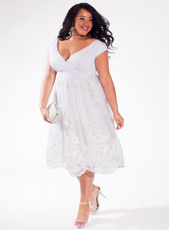 halter top wedding dresses plus size photo - 1