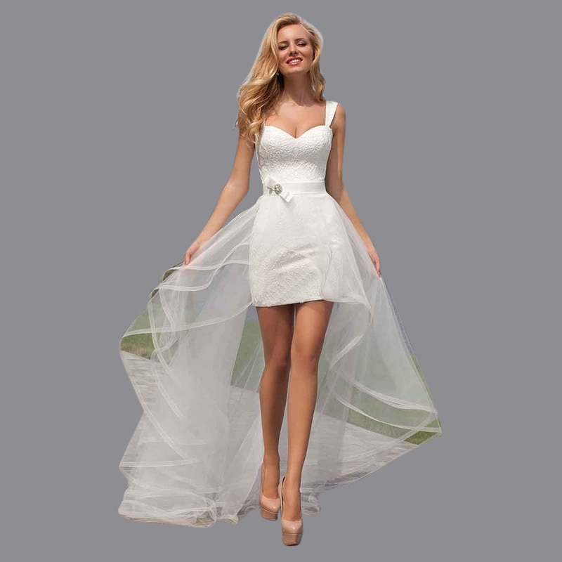 high low wedding dresses sale photo - 1