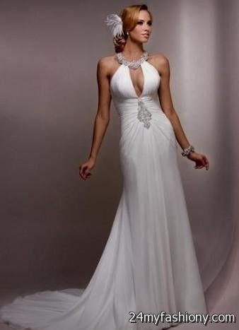 hot sexy wedding dresses photo - 1