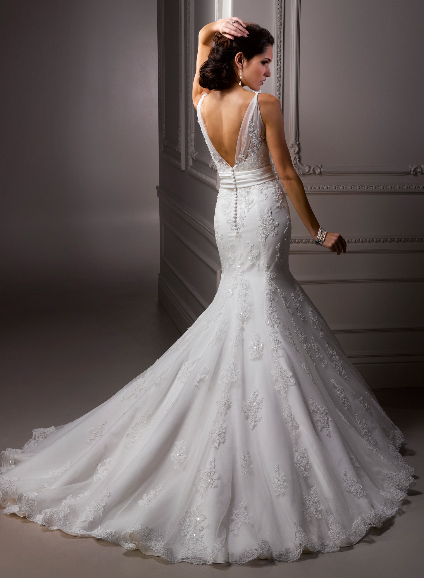 images of mermaid wedding dresses photo - 1