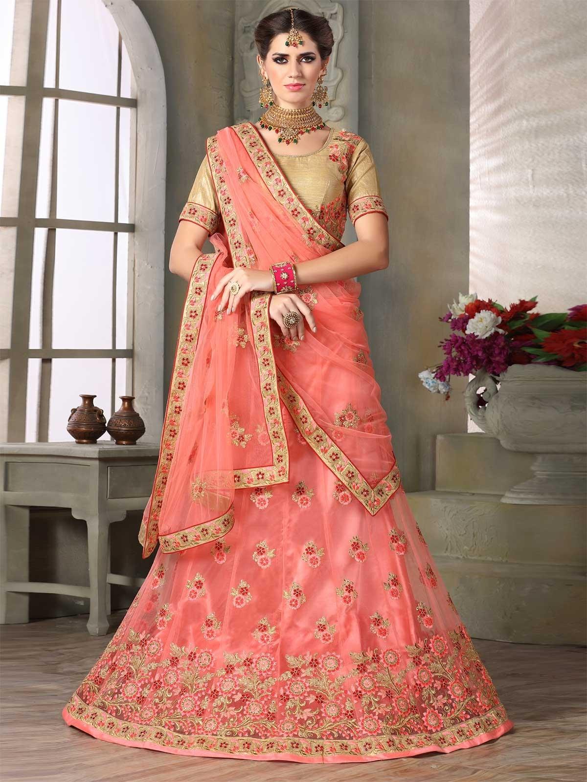 indian wedding dresses online photo - 1