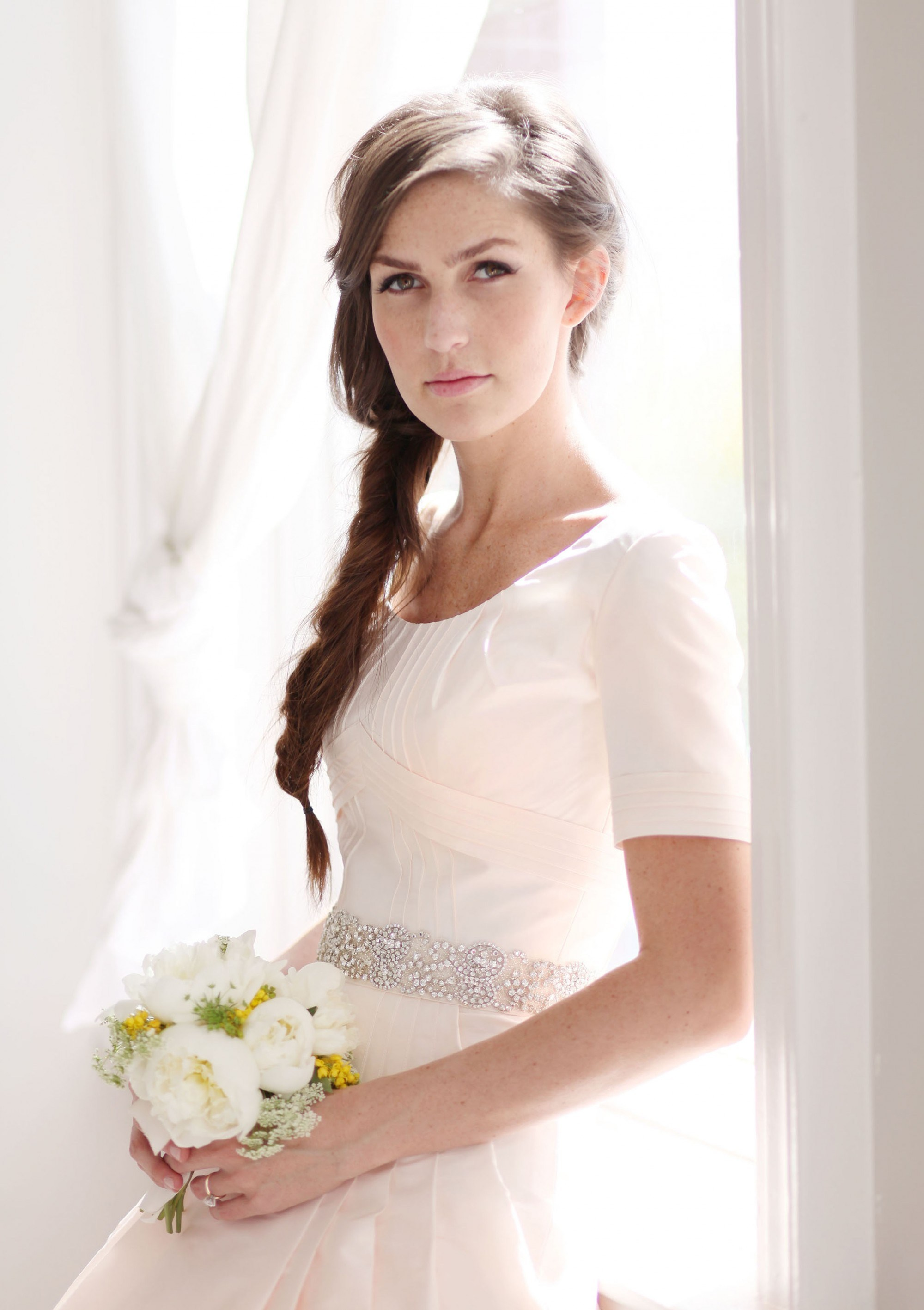 inexpensive vintage wedding dresses photo - 1