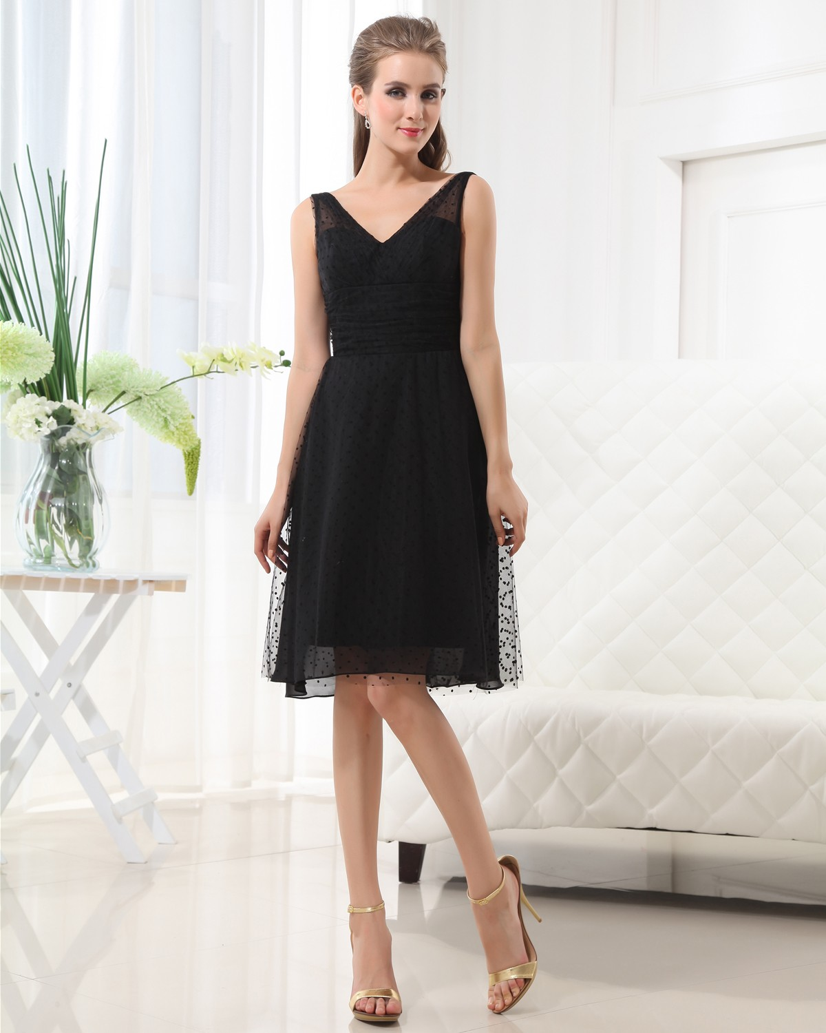 inexpensive wedding guest dresses photo - 1