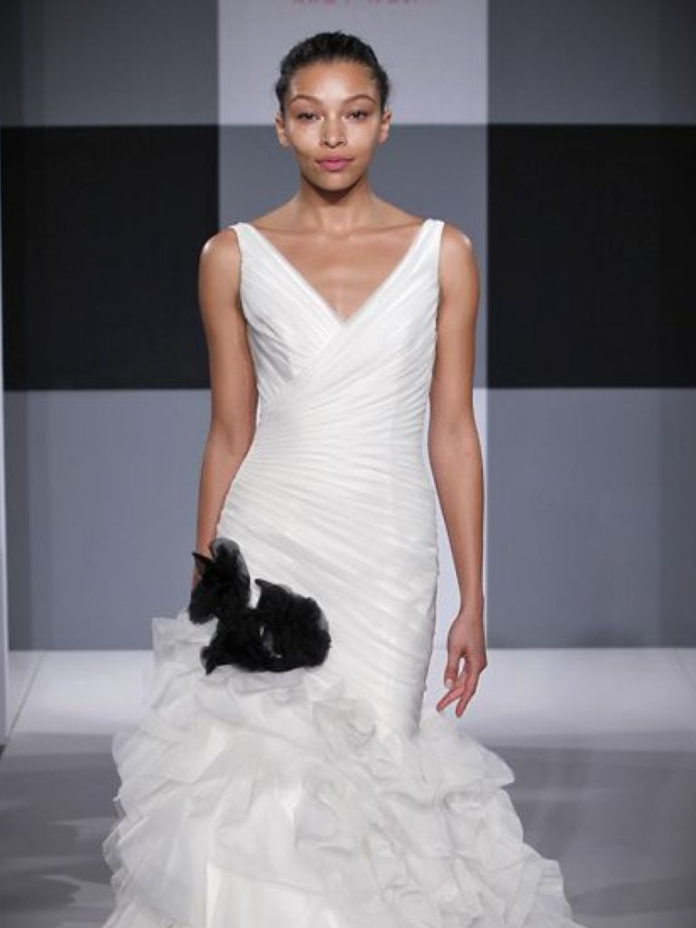 issac mizrahi wedding dresses photo - 1