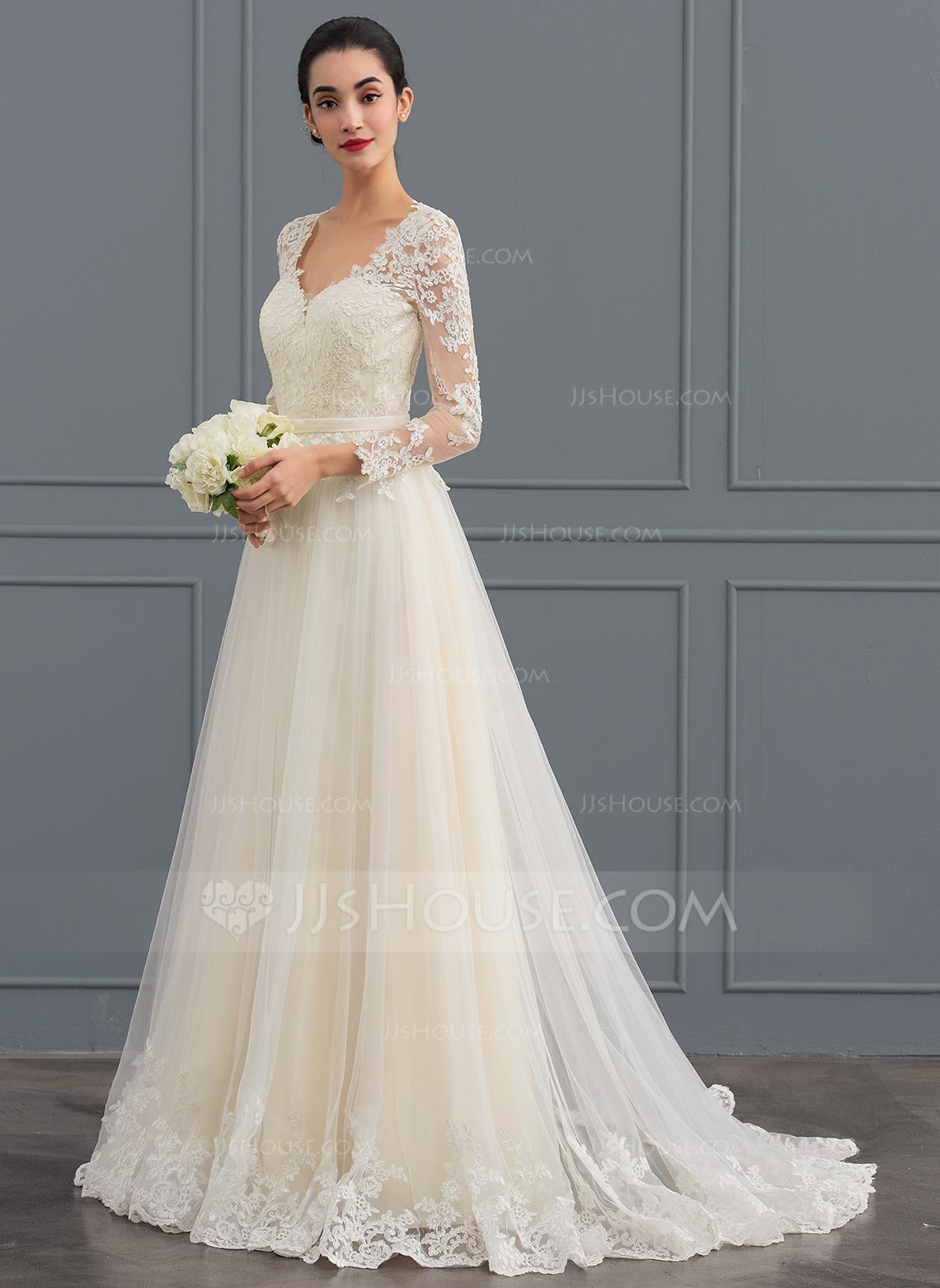 jjshouse plus size wedding dresses photo - 1