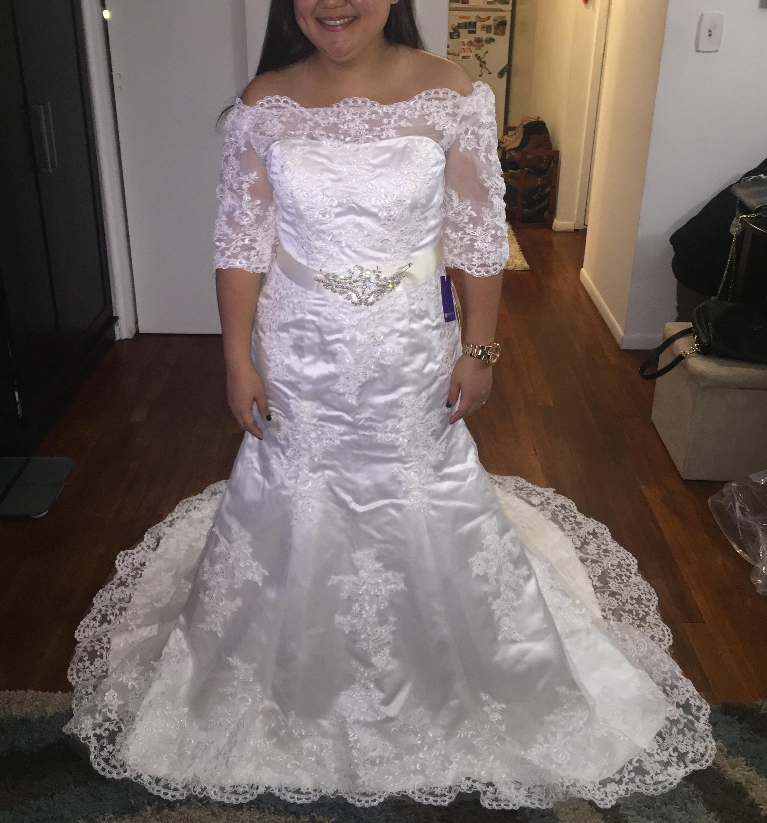 jjshouse wedding dresses reviews photo - 1