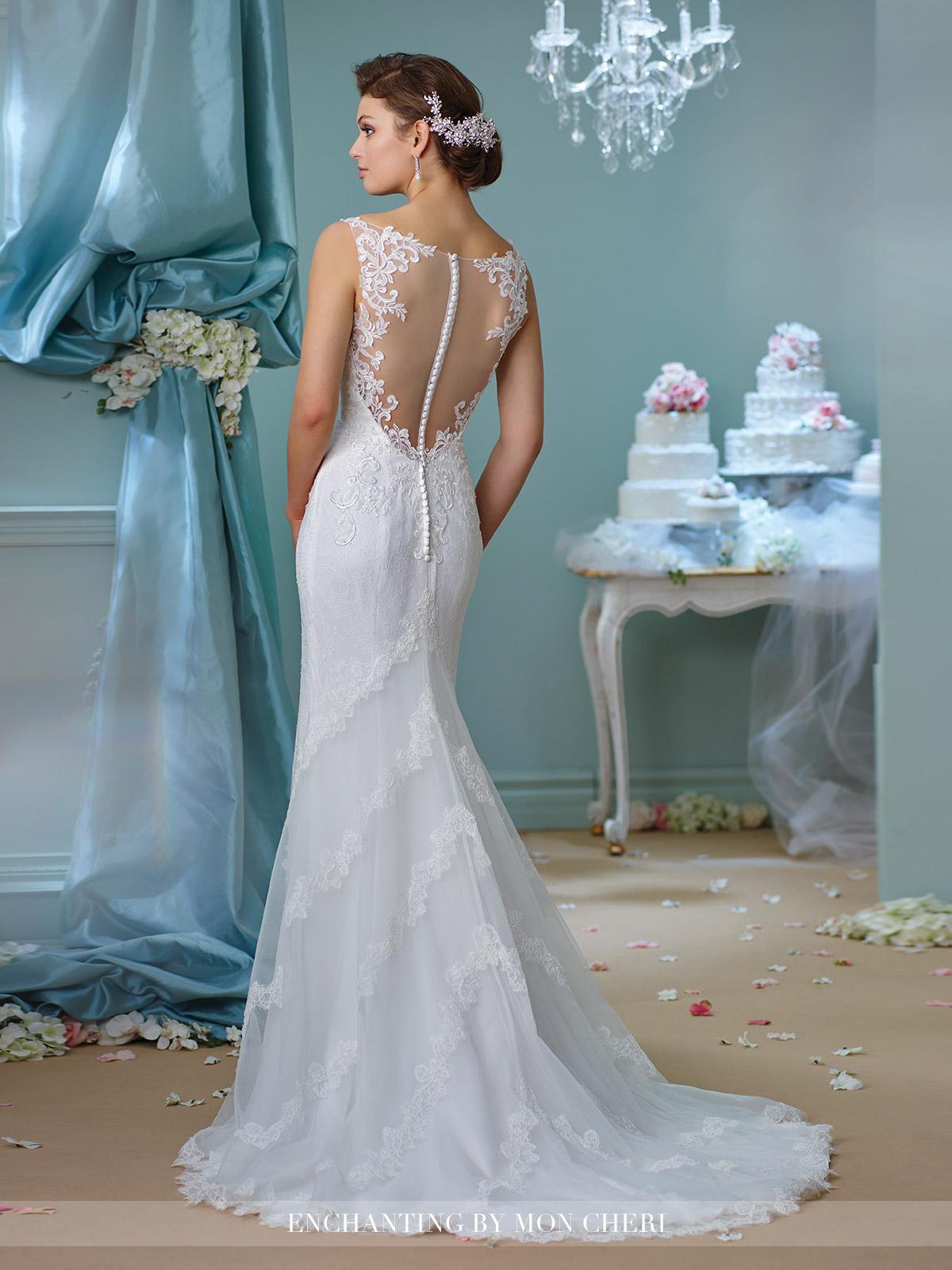 lace bodice wedding dresses photo - 1