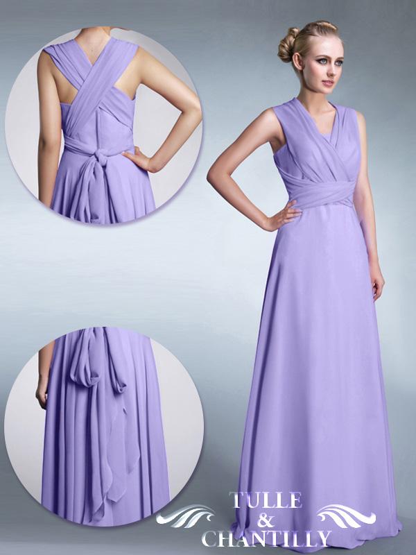 light lavender wedding dresses photo - 1