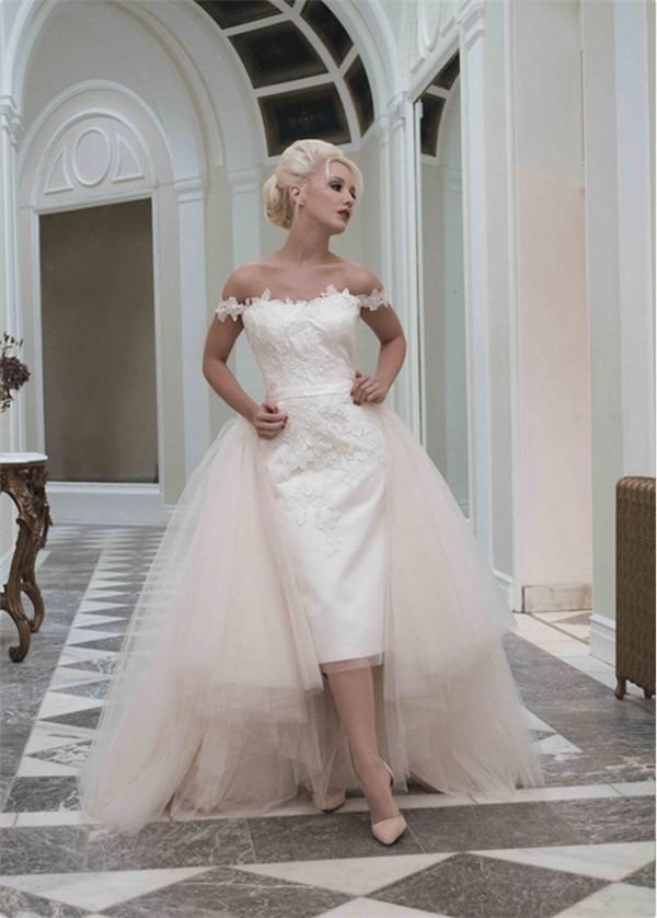 long sleeved wedding dresses vera wang photo - 1