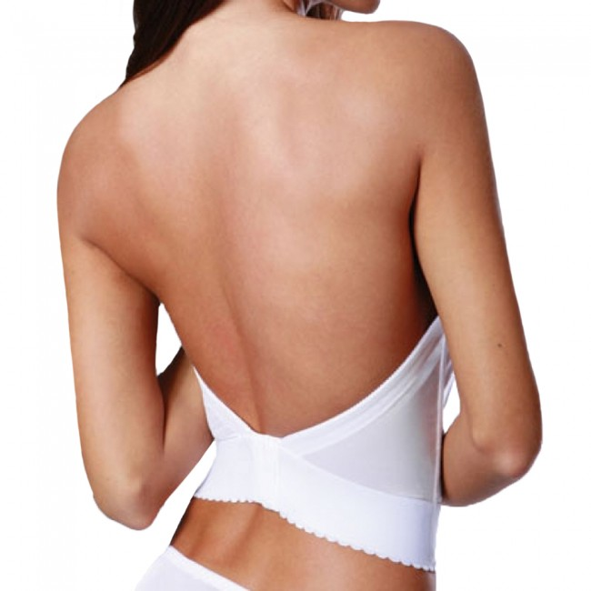 low back strapless bras for wedding dresses photo - 1