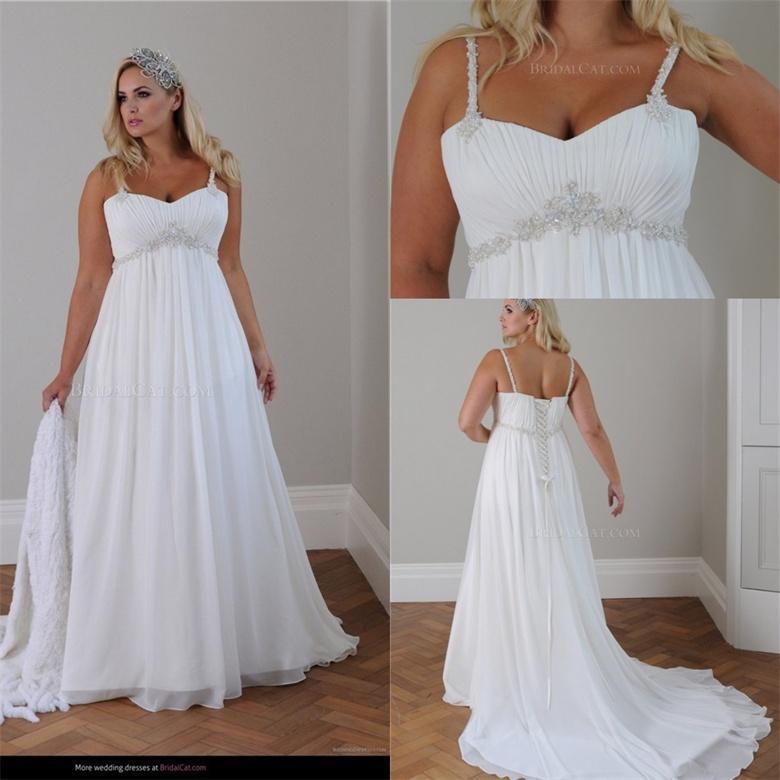 low cost wedding dresses photo - 1