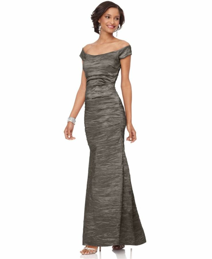 macys womens evening dresses photo - 1