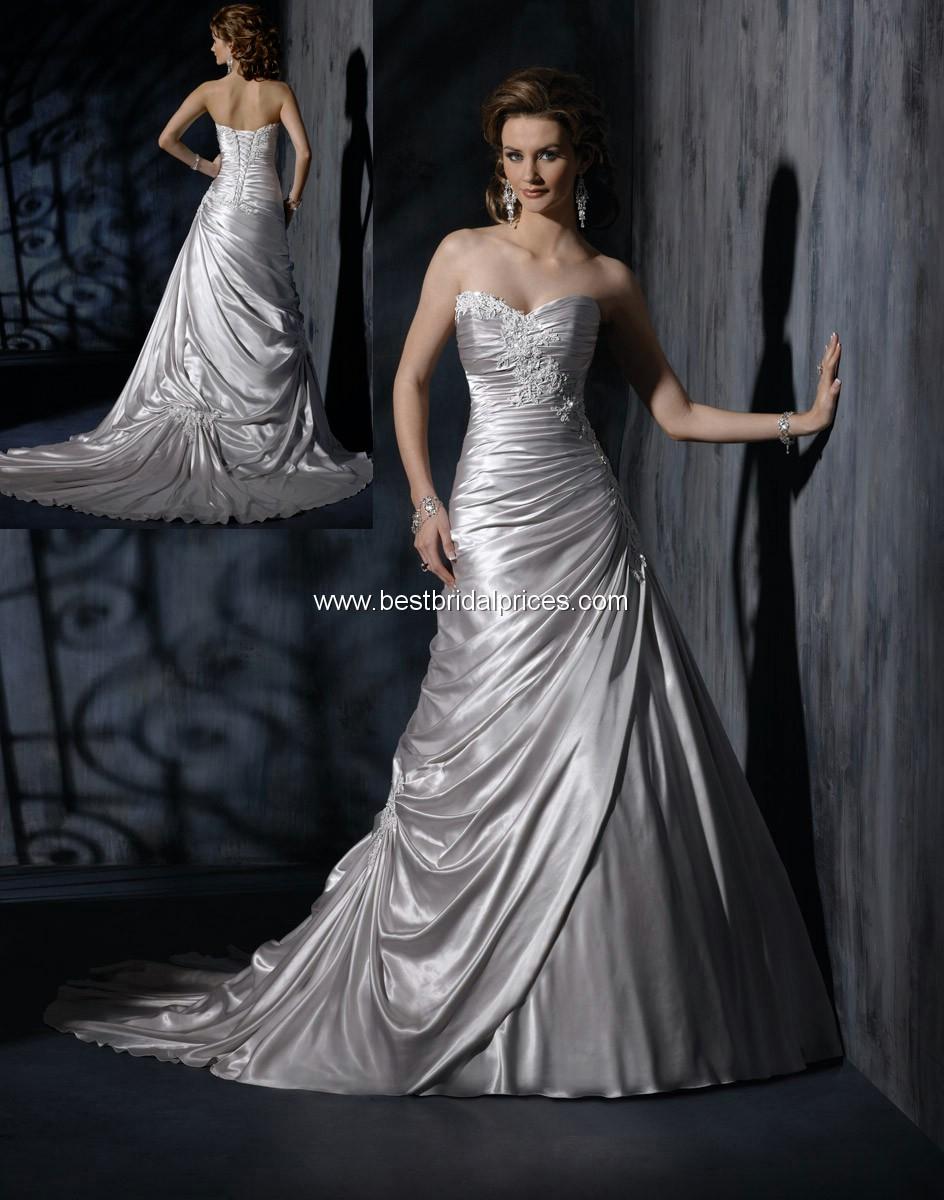 maggie sottero wedding dresses prices photo - 1