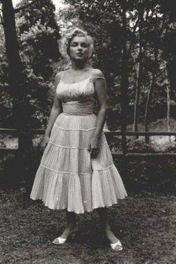 marilyn monroe wedding dresses photo - 1