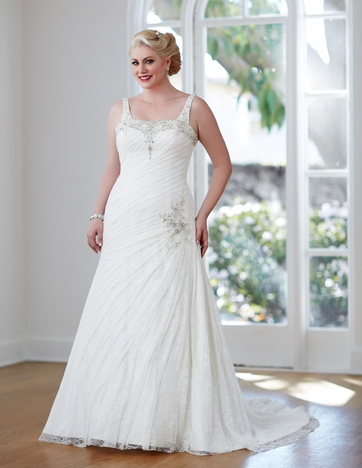 mature wedding dresses photo - 1