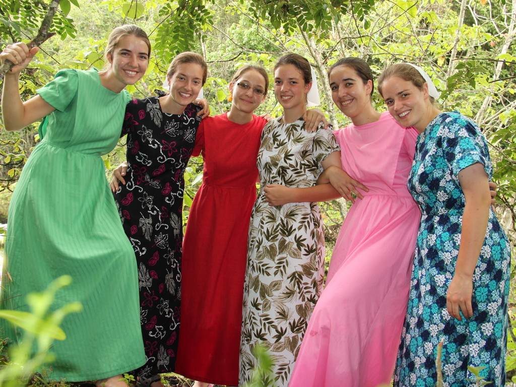 mennonite wedding dresses photo - 1