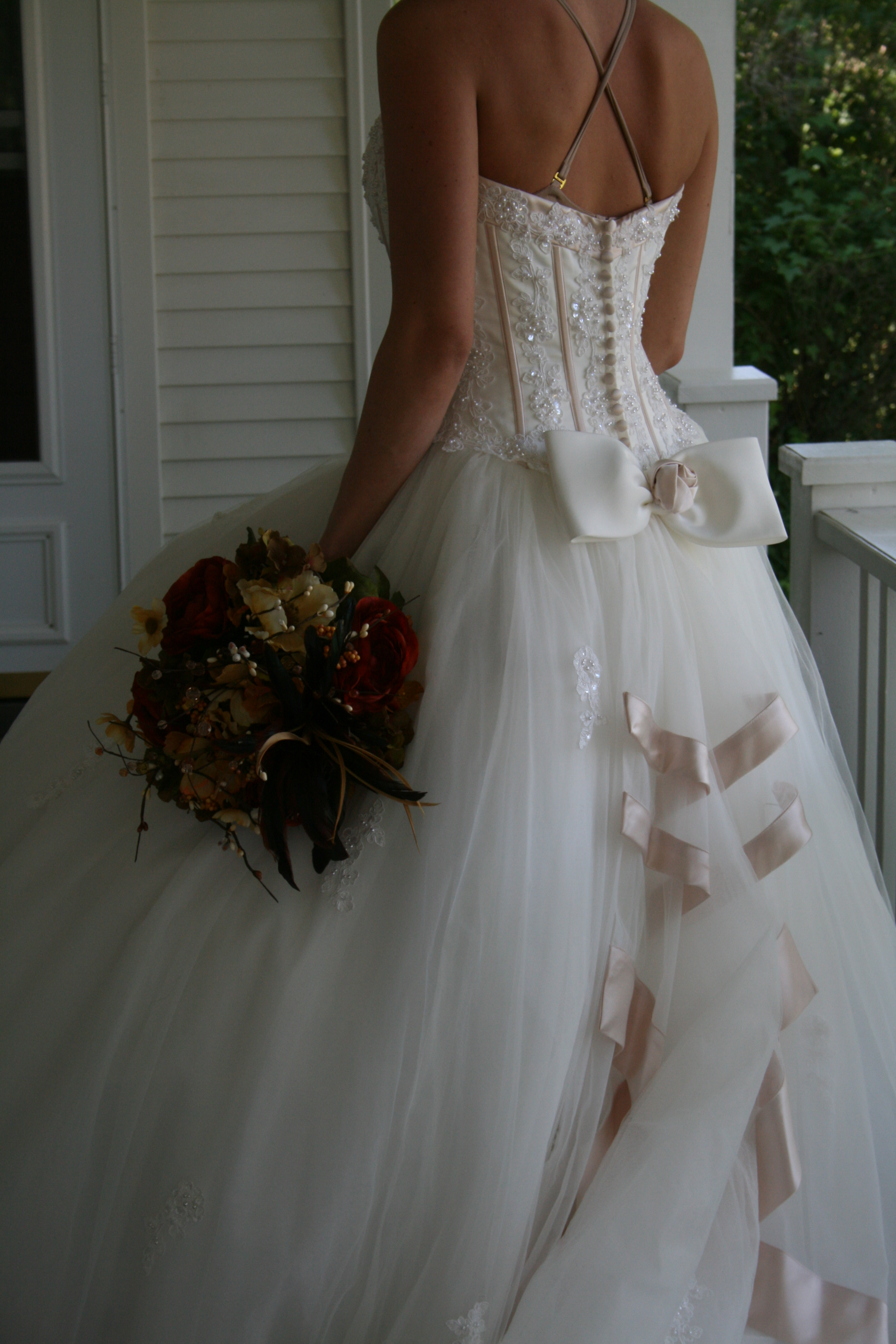 michaelangelo wedding dresses photo - 1