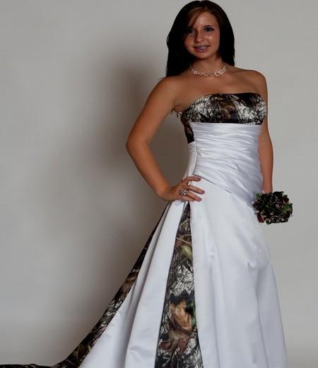 mossy oak wedding dresses photo - 1