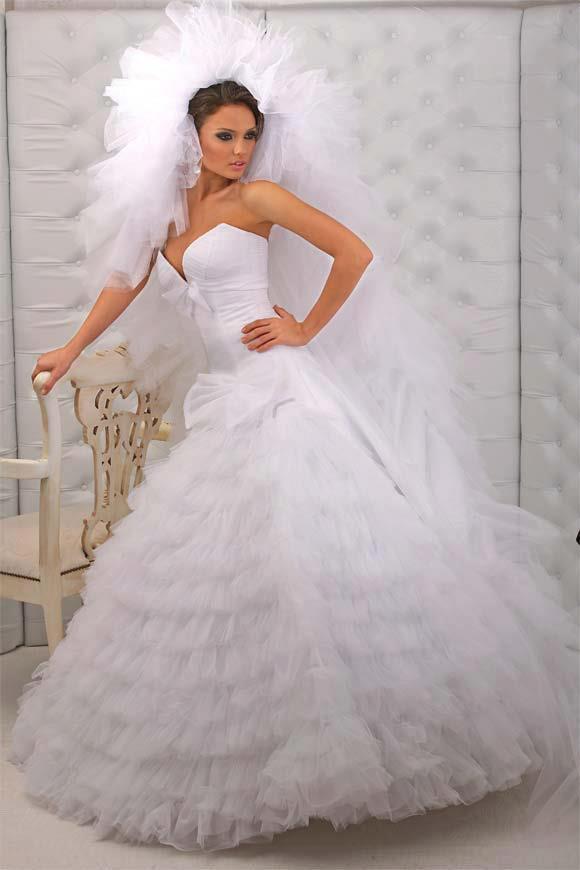 most amazing wedding dresses photo - 1