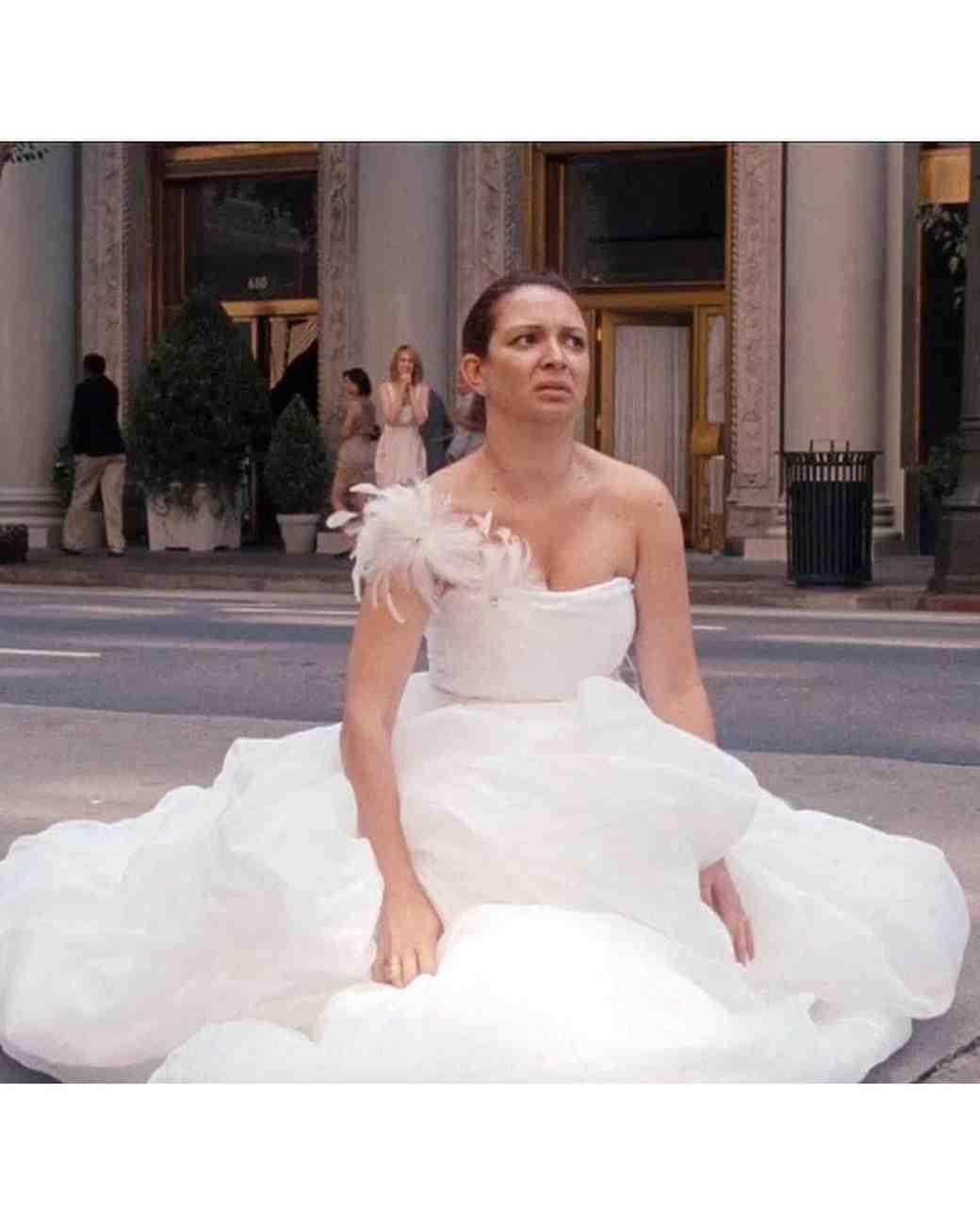 most iconic wedding dresses photo - 1