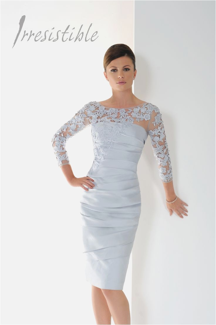 mother of groom dresses for beach wedding photo - 1