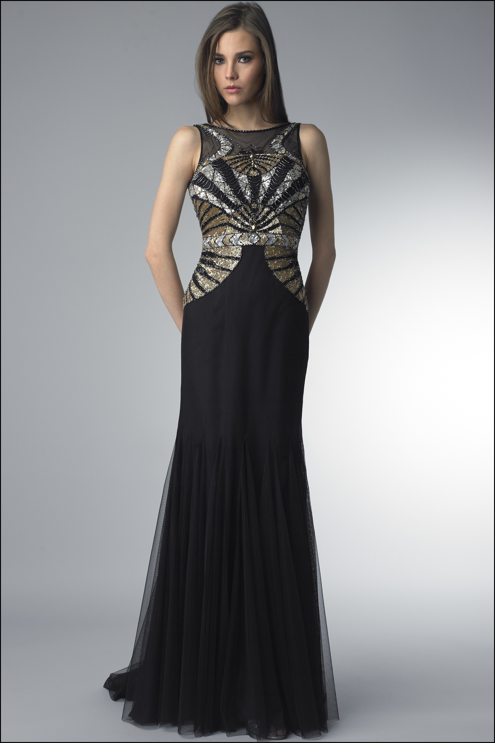 neiman marcus dresses evening photo - 1