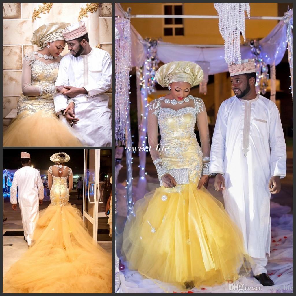 nigeria traditional wedding dresses photo - 1