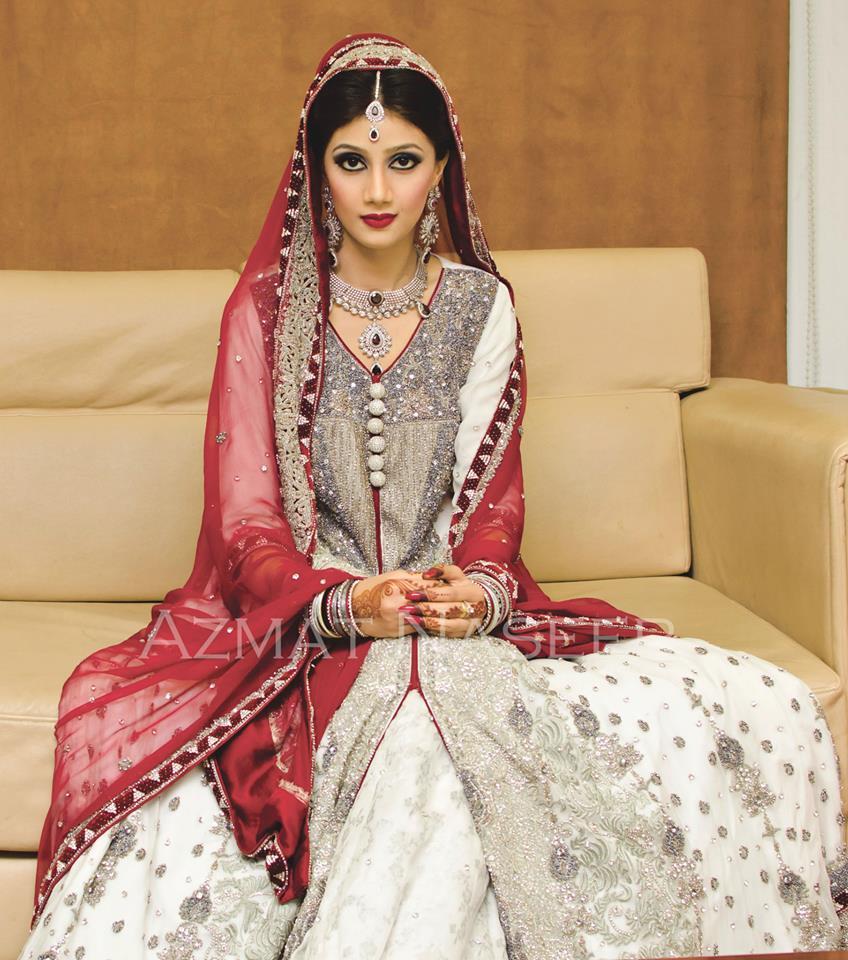 pakistani wedding dresses online photo - 1
