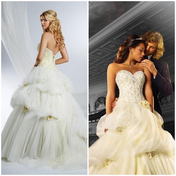 petite wedding dresses 2015 photo - 1