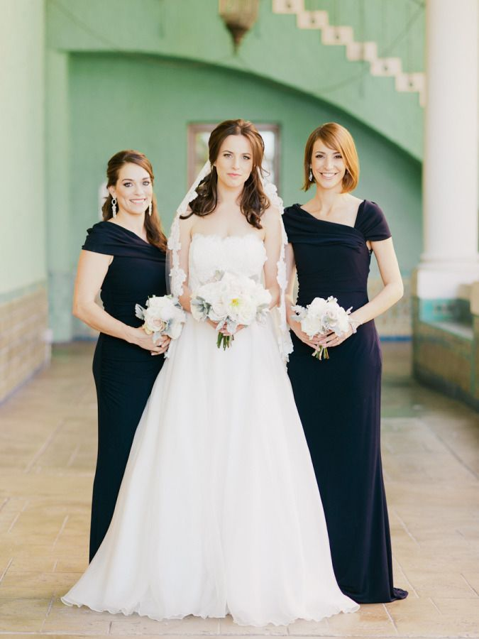 pictures of black wedding dresses photo - 1