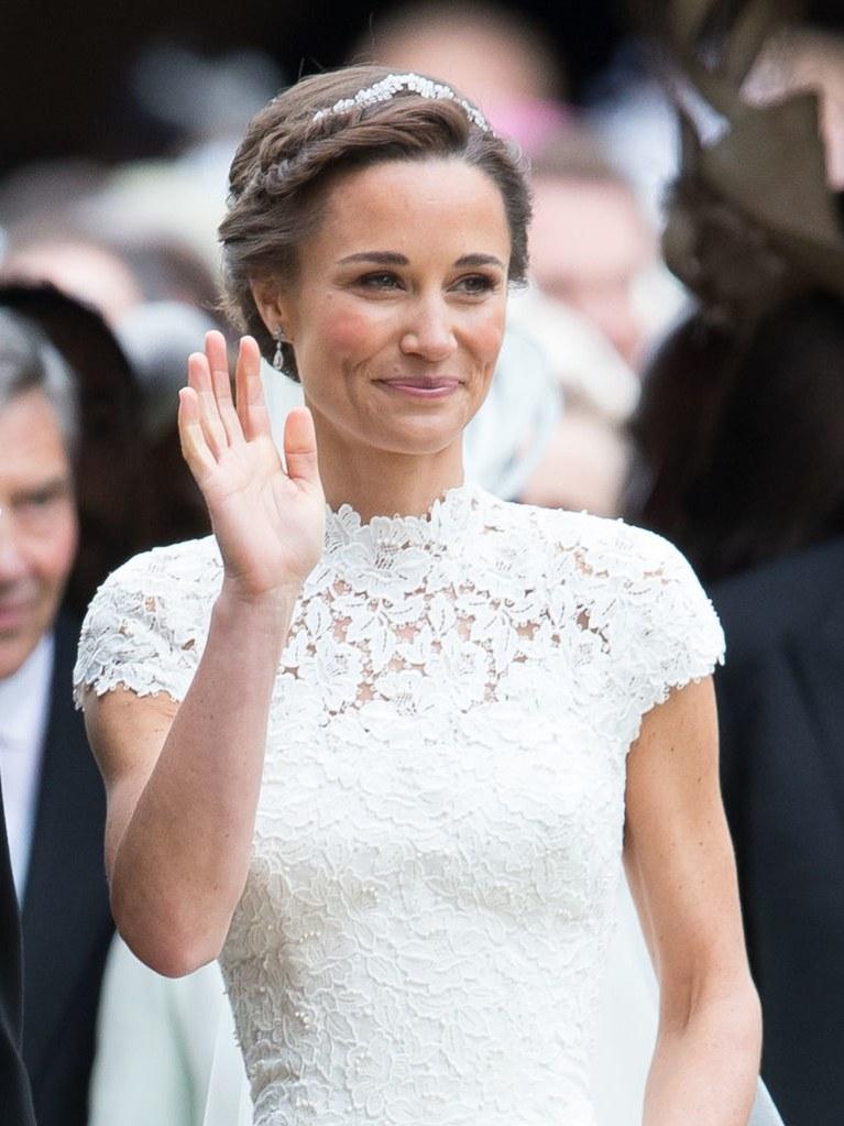 pippa wedding dresses photo - 1