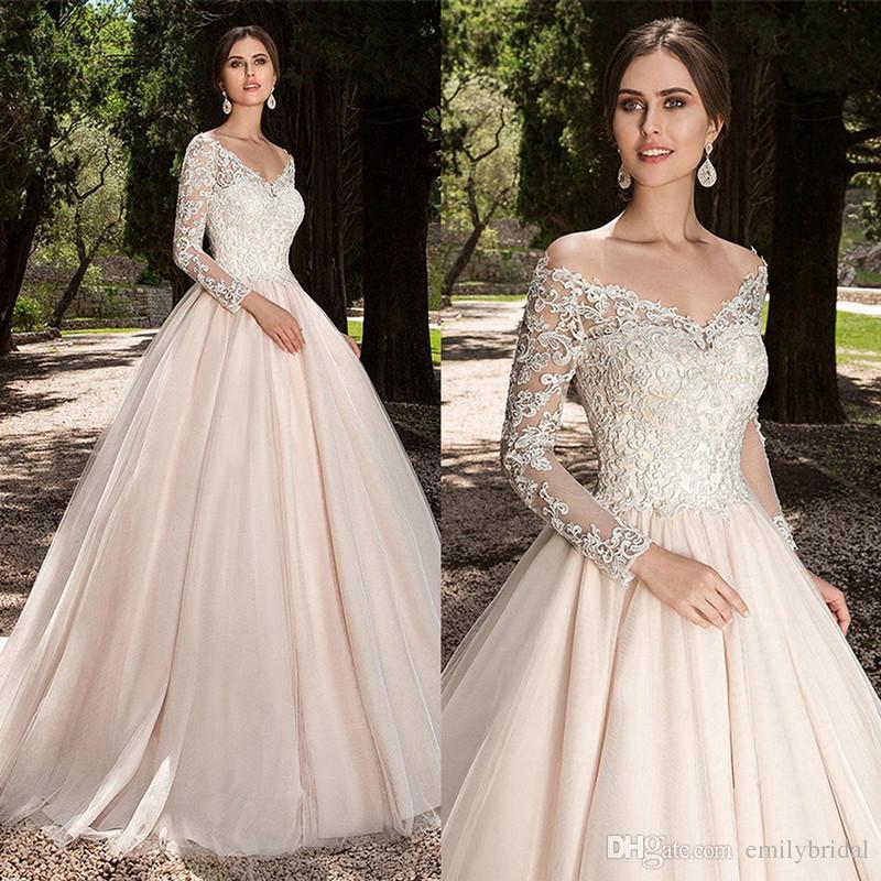 plus size colored wedding dresses photo - 1