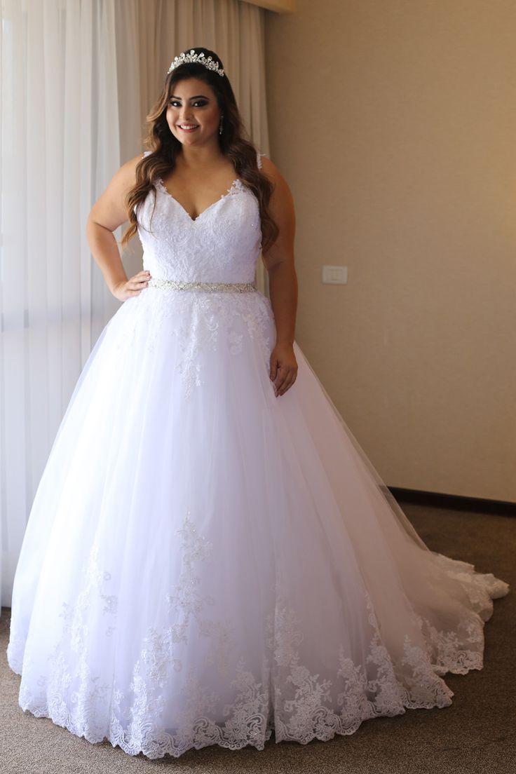 plus size wedding dresses atlanta photo - 1