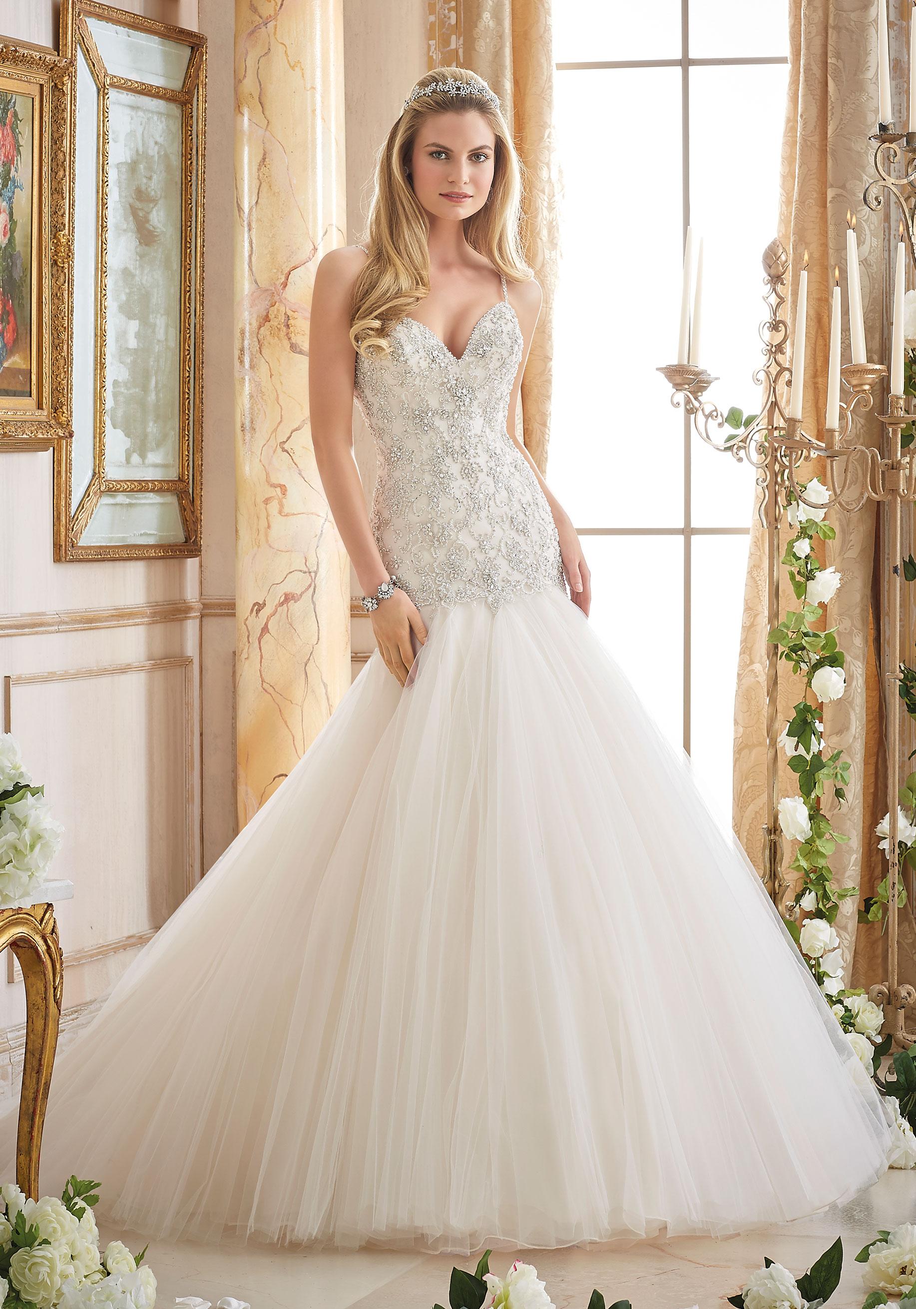 plus size wedding dresses mermaid style photo - 1