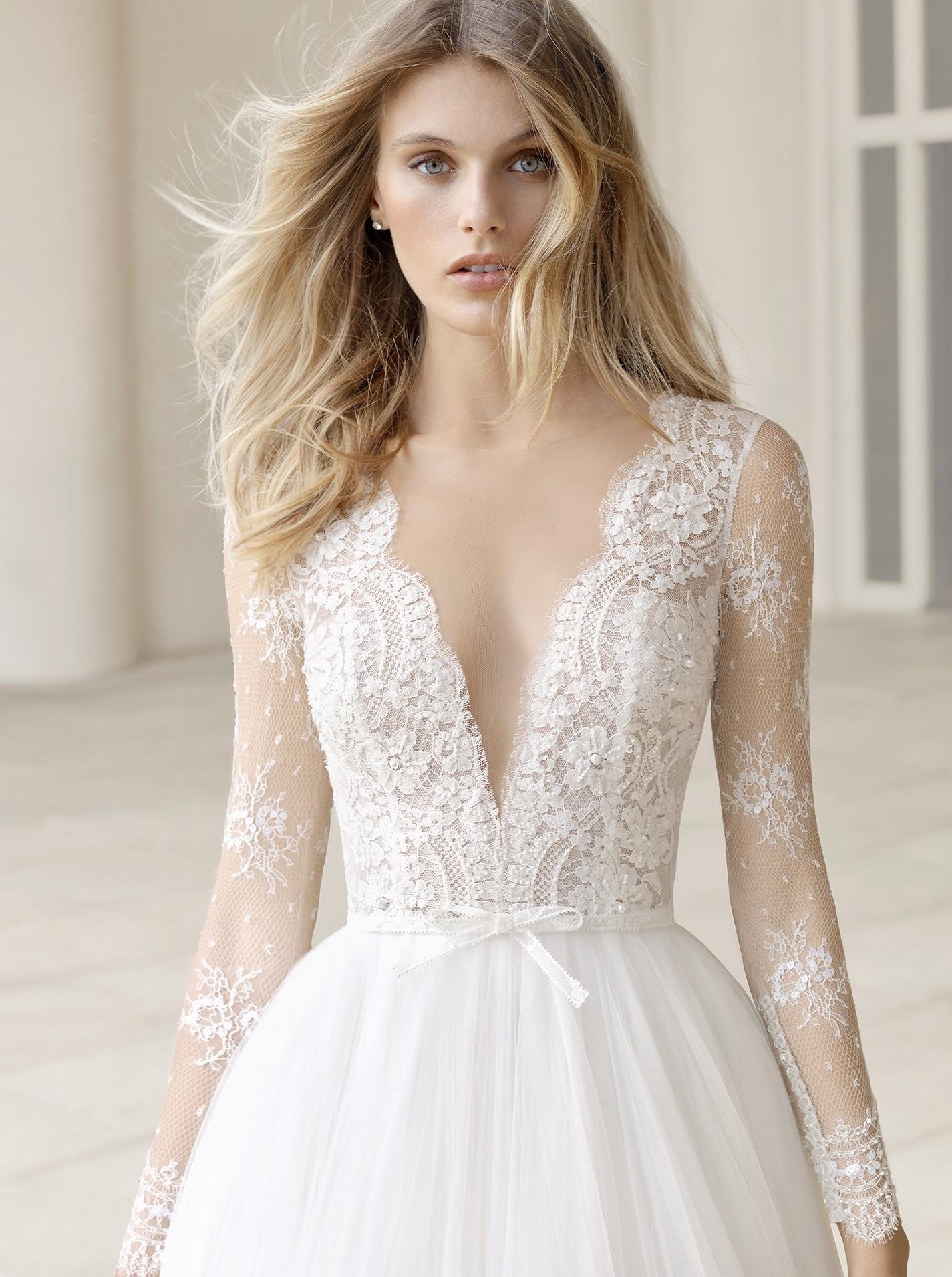plus size wedding dresses nyc photo - 1